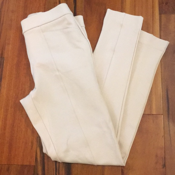 Anne Klein Pants - Anne Klein size 2 pale pink pull on pants